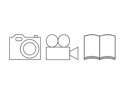 Icons icons camera film video camera book sketch sketchapp