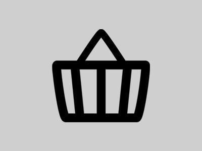 Basket Icon icon basket e-commerce shop sketch sketchapp