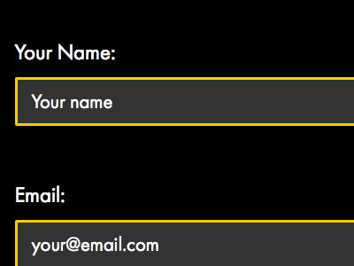 Contact Form update contact form