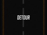 Detour (blank slide)