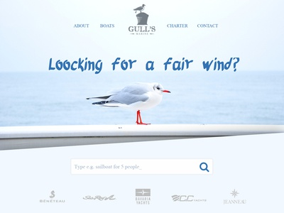 Find Sailboat For Rent - Concept
