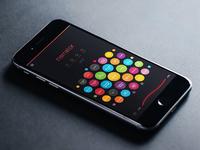 Watch UI iPhone App