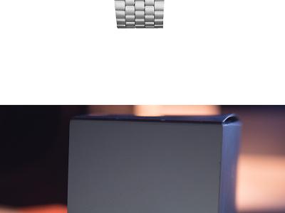 Nixon Timeteller Watch iphone icon nixon timeteller steel stainless apple ios rendering 3d watch texture