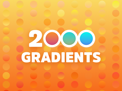 2000 Sketch Gradients palette color vector app sketch download pack pattern gradient freebie free