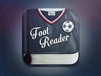 Foot Reader Icon