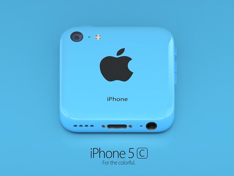 iPhone 5c blue icon iphone 5c apple icon
