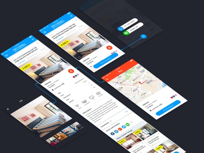 China Classifieds ux design ui app design appdesign chinaclassifieds mobile ios