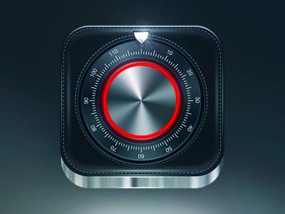 Multilocker Icon icon locker. app leather metal