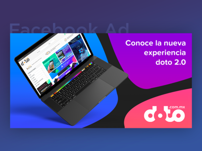Social Media Ad - Announcing Site Redesign