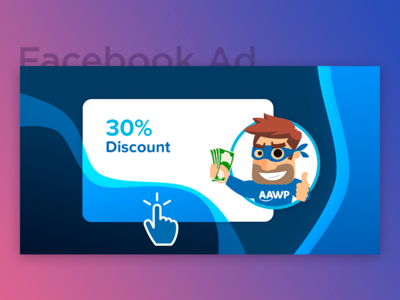 Facebook Ad for AAWP (Variation)