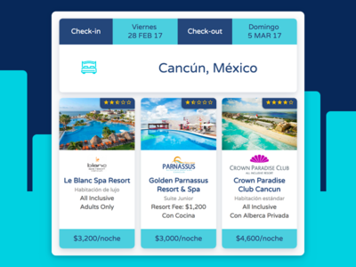 Hotel Booking for Travel Agency