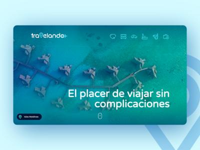 Website for Travel Agency
