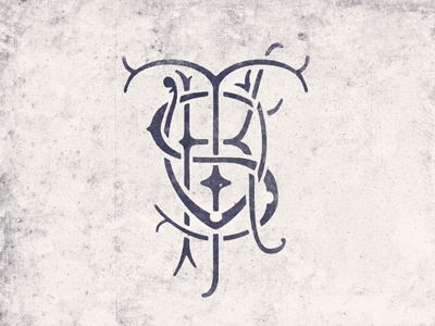 Order of the Tusk logo identity texture typography design mark lockup crest icon sports