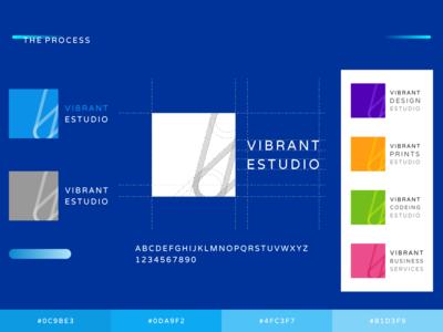 Vibrant Estudios - Branding Process