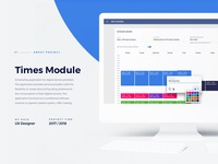 Times Module - Introduction