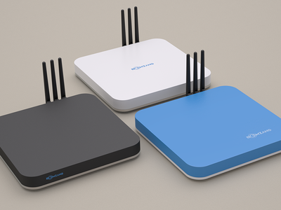 Multi Color Wifi Routers