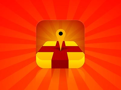 LocalLux: The Icon icon app ios apple shopping local luxury iphone