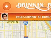 Drinkin' Budz App Concept