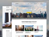 AFrame WordPress Theme