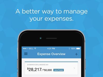 App Store Cover Screenshot
