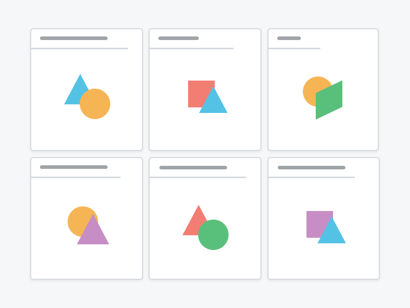 Page Testing Illustration app ux ui dashboard thumbs cards icons onboarding testing page email illustration
