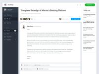 Client Management Platform