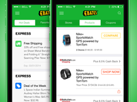 Ebates for iOS7