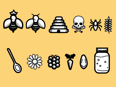Bee Inspired! Infographic