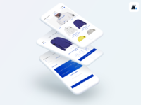 Daily UI 012 E-Commerce Shop