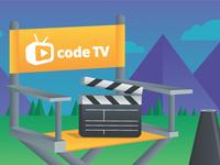 Code TV Set