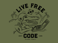 Live Free and Code