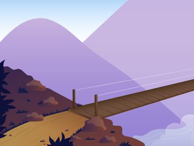 Dragons, chasms, rickety bridges, oh my!