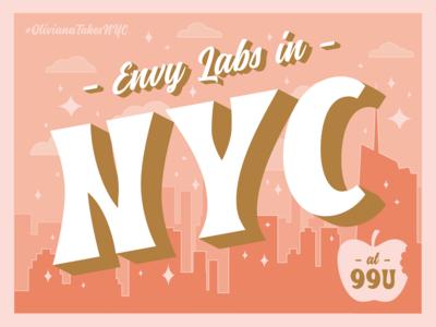 Envy in NYC