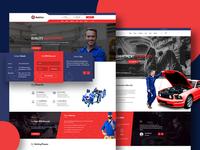 Autrics   Car Repair Services and Auto Mechanic WordPress Theme