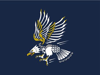 Eagle brand design graphic design illustration design clothing