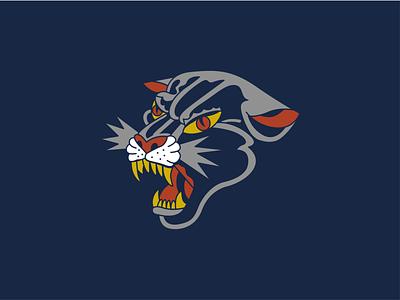 Panther brand design graphic design design clothing illustration branding