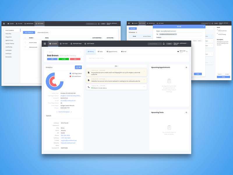 Creating a CRM designer crm pipeline crm portal digiapps graphic design crm software design crm