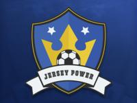 Jersey Power Logo Design