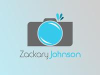Zackary Johnson Logo Design