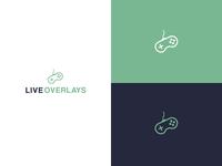 Live Overlays Logo Rebrand