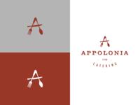 Appolonia Catering Logo Design