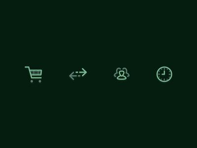 Icon Set - Live Overlays