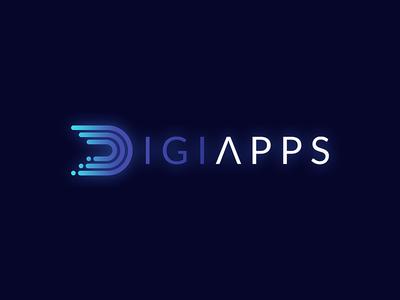 DigiApps Logo Design
