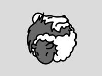 Lion and the Lamb Yinyang
