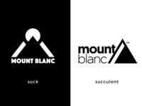 Mount Blanc Internal Redesign