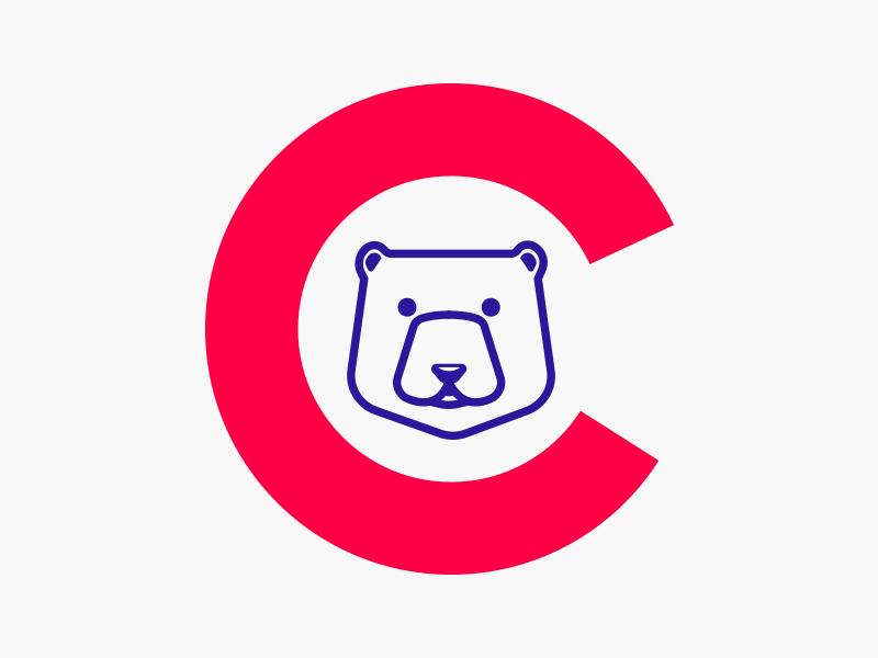 Chicago Cubs branding redesign logo cub bear chitown chicago da cubs cubbies cubs baseball mlb