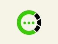 Instant report messaging logo