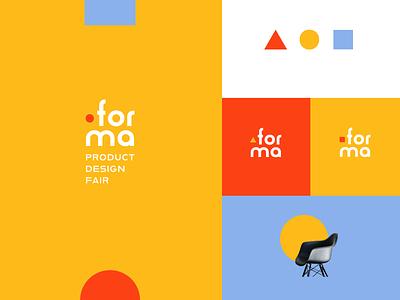 Forma Branding adobehiddentreasures product design fair branding logo