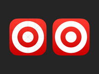 Target iOS 7 Icon