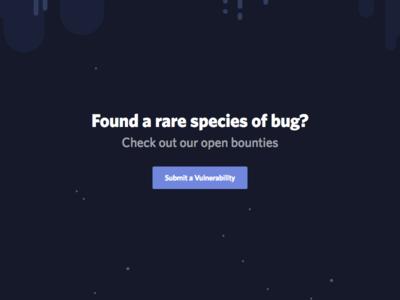 Bugs 🐛🕷🐞 animation svg web security bug bounty discord bounty bug